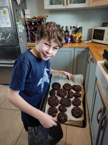 Baking with Fairtrade cocoa