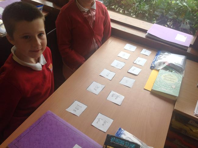 Sorting a timeline in a history lessons