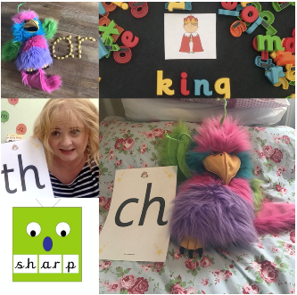 Check out the Learning Lady's phonic videos.