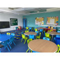 One of our Key Stage 1 classrooms