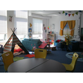 Rainbow  Room used  for Nurture sessions