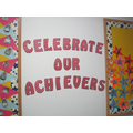 We love to celebrate our special achievers