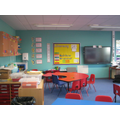 A year 3 classroom