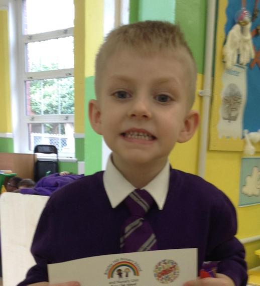 A big well done to our first superstar of the week!