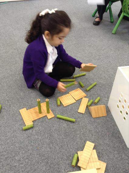 Building structures!