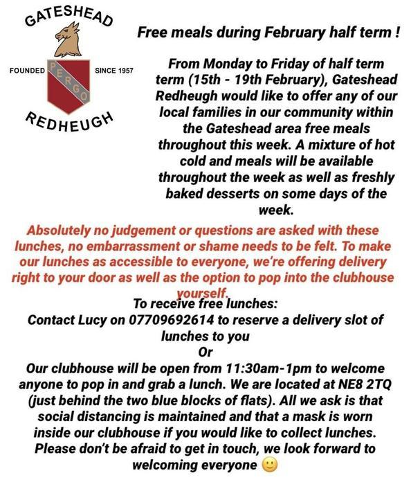 Gateshead Redheugh