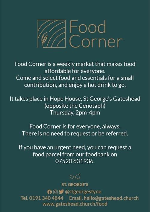 St George's Food Corner