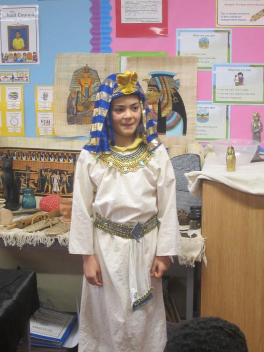 Pharaoh Sirag