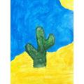 Cracking Cactus George!