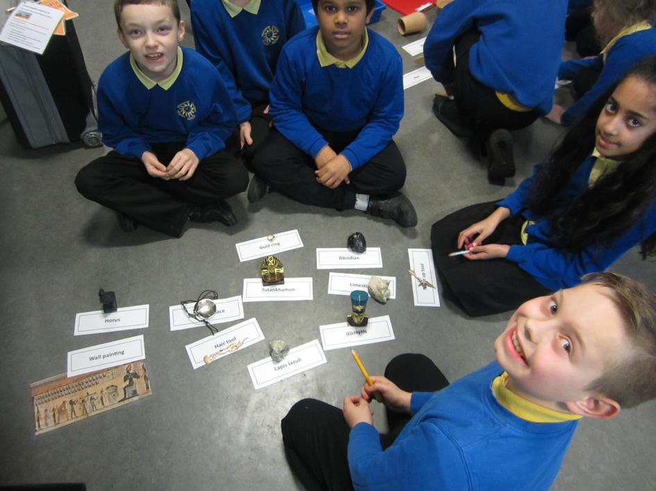 Ancient Egyptian knowledge applied and expanded!