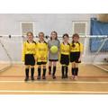 Girls' 5 a side team