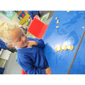 Repeating patterns at snack time