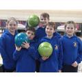 KS2 Bowling Team