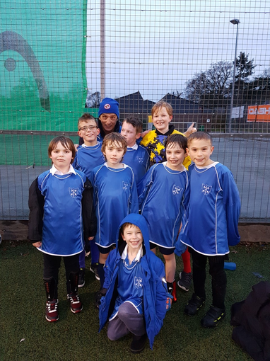 6 a-side football team 2017