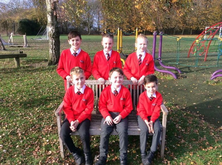 Brington School Council Team 2018-19