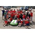 KIT Car Race Day!