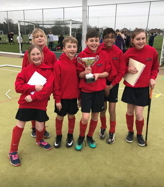 We are SO VERY proud of our year 5 and 6 Quick Sticks Hockey players who attended the competition in St Ives this afternoon. Our festival team played their hearts out and won many of their group matches. Our A team ARE THE WINNERS out of the whole tournament. They couldn't have given more passion for the sport, and support for their team