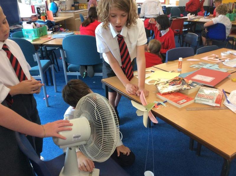 Engineering - Designing wind turbines