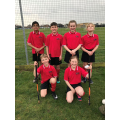 Brington Hockey team - Hunts Champions 2019!