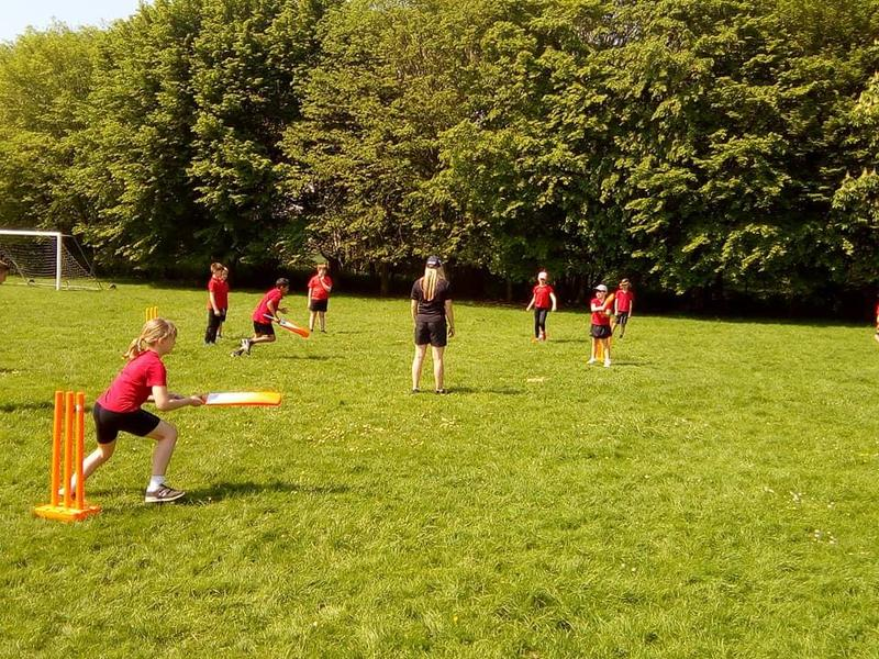 KS2 quick cricket