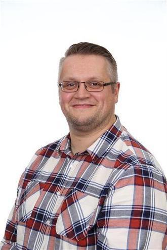 David Ellis (Giraffes Class Teacher)