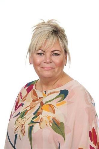 Joanne Crawford (Teaching Assistant)