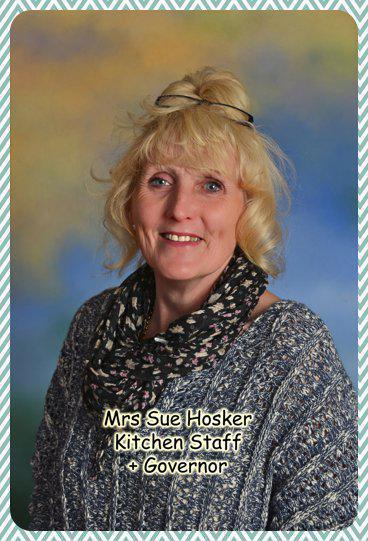 Sue Hosker            Staff Governor