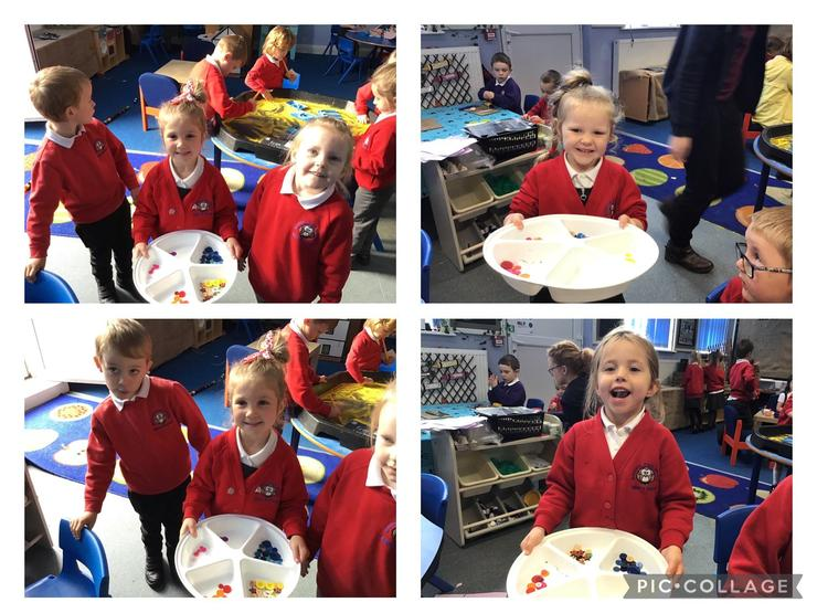 we have been sorting in maths