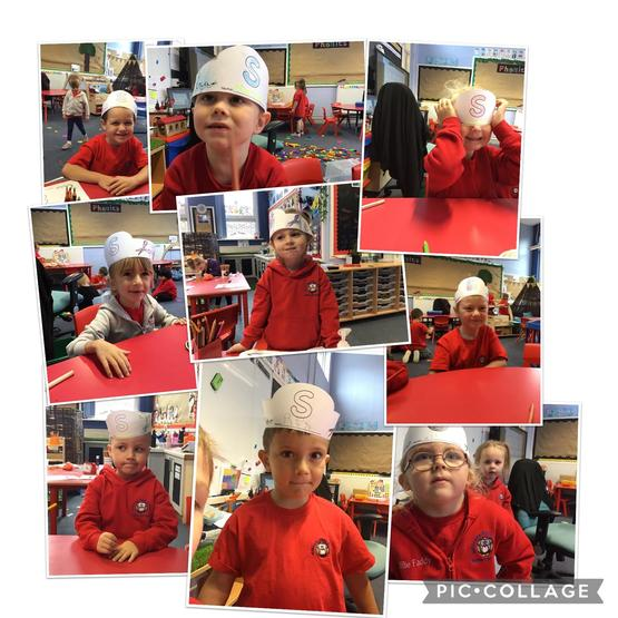 Enjoying our letter sounds