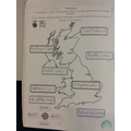 Year 2 - Identifying the countries in the UK