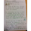 Year 3 - Learning about Jewish views on the environment