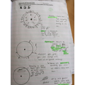 Year 5 - Gravitational force, linking with space