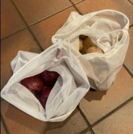 Reusable net bags