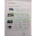 Year 1 - How have cars change over time?
