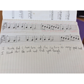 Year 4 - Composing own pieces of music