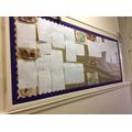 KS2 Writing Display
