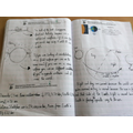 Year 5 - Learning about gravitational force and day and night