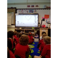 Reception - Using The Kindness Tree text