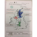 Year 1 - Identifying the countries of the UK and Ipswich