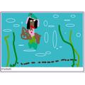 'Billy's Bucket' underwater creature