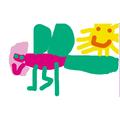 Dragonfly Class Mascot