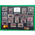 Year 1 - Painting Techniqueslinking to the theme of African Adventure
