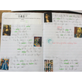 Year 6 - Evaluating and analysing the work of 6 portrait artists
