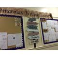 Whole School Writing Display