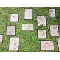 Year 1 - Maps of the Wonder Wood, linking to the theme Into the Woods