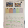 Year 2 - Comparing the work of John Dyer and Lobo using artistic vocabulary