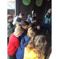 Year 4 - Snape singing workshop