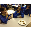 The children then researched how the food was made