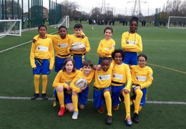 Year 5 & 6 Tag Rugby