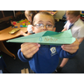 Making and aeroplane
